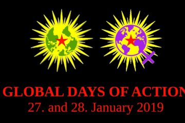 Call for global days of action on 27 and 28 January 2019