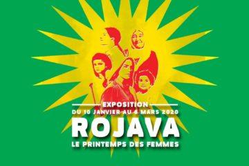 Exposition (Bruxelles) - Rojava, le printemps des femmes