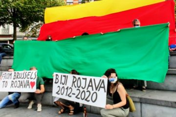 Bruxelles - 18 juillet 2020